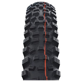 "SCHWALBE Hans Dampf Super Trail Evolution Folding Tyre 27.5x2.35"" TLE E-25 Addix Soft, black"